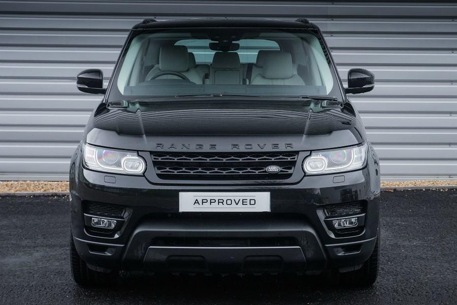 2017 Land Rover Range Sport Sdv6 Hse