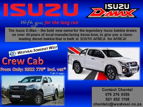 2019 Isuzu D-Max double cab D MAX 250 HO D/C P/U