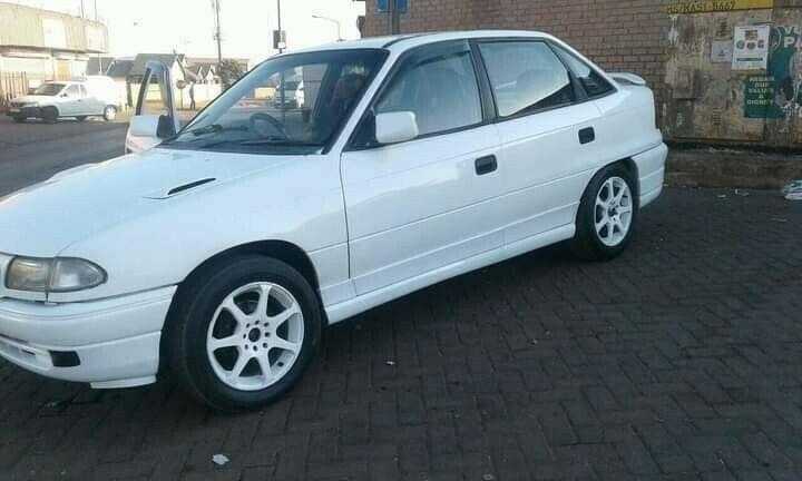 1995 Opel Astra 2.0 GSi