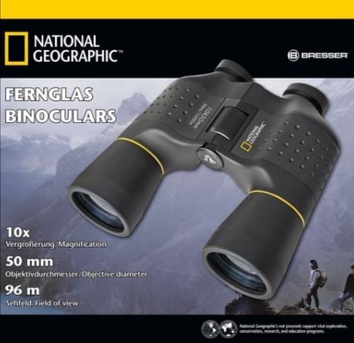 National Geographic Fernglas 10x50 Binoculars