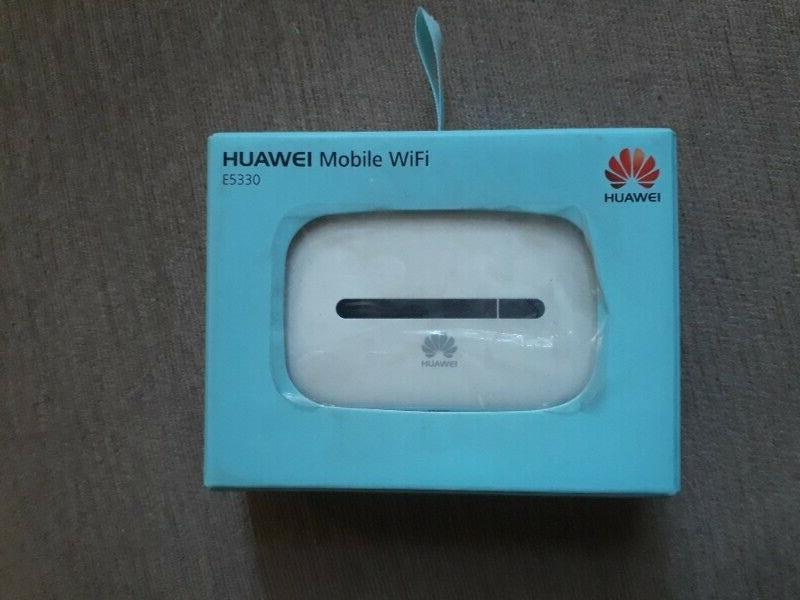 Huawei E5330 21 Mbps 3G Mobile WiFi