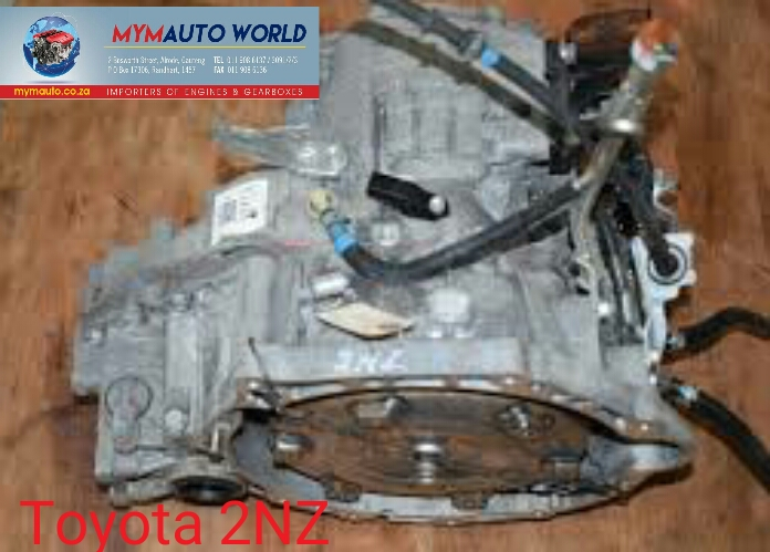 Imported used TOYOTA 2NZ AUTOMATIC gearbox Complete