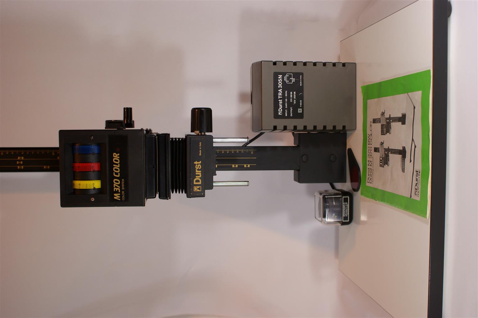 Durst M370 Colour Enlarger