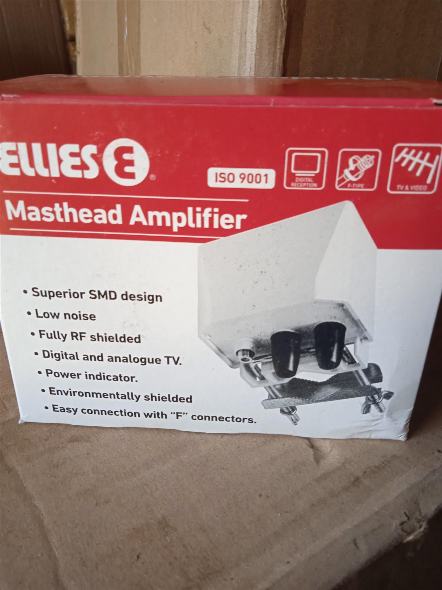 Masterhead Amplifier for sale