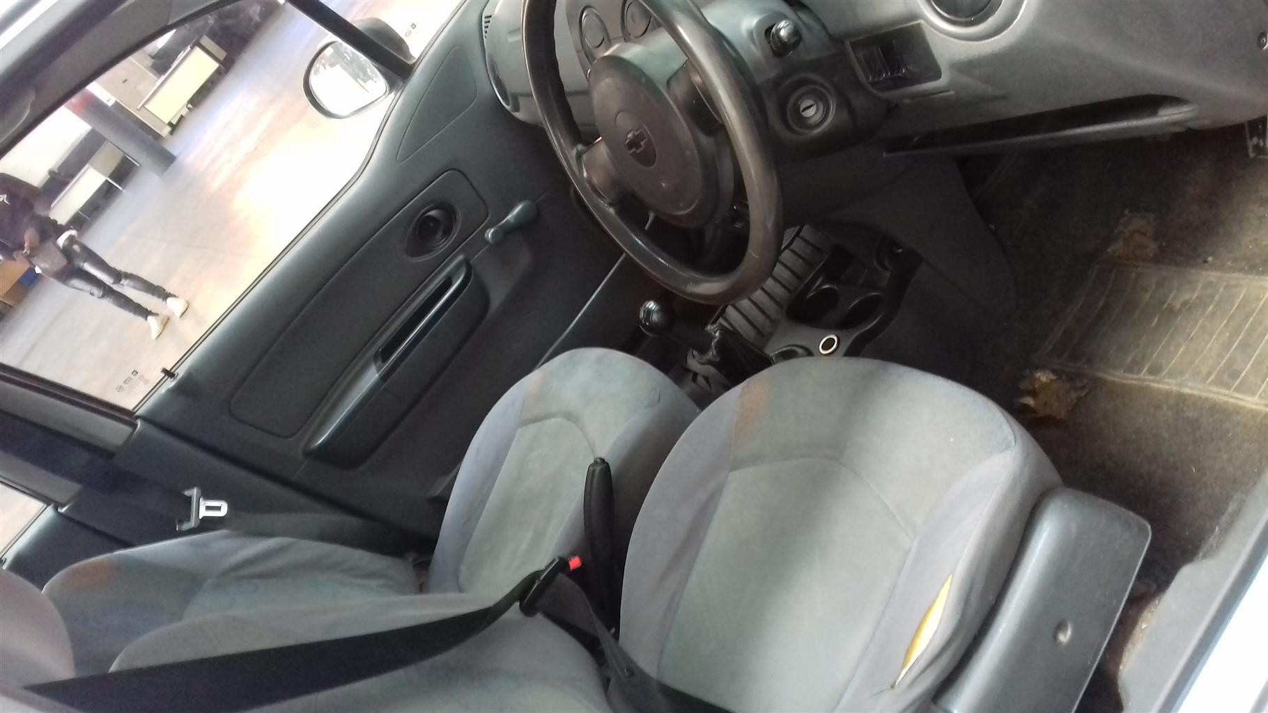 2009 Chevrolet Spark 0.8