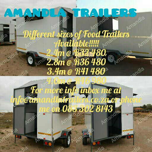 AMANDLA Trailers