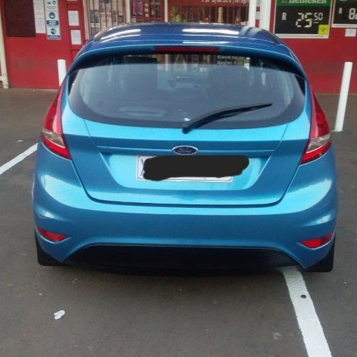 2010 Ford Fiesta 1.6 5 door Ambiente