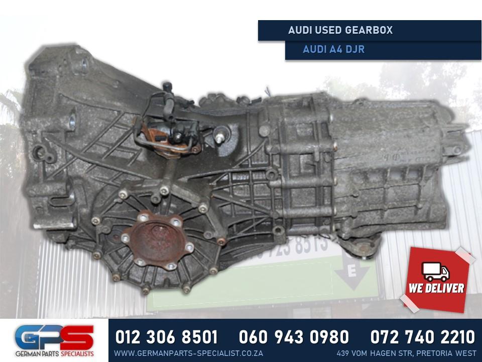 Audi A4 B6 2.0 TDI Used Manual Gearbox