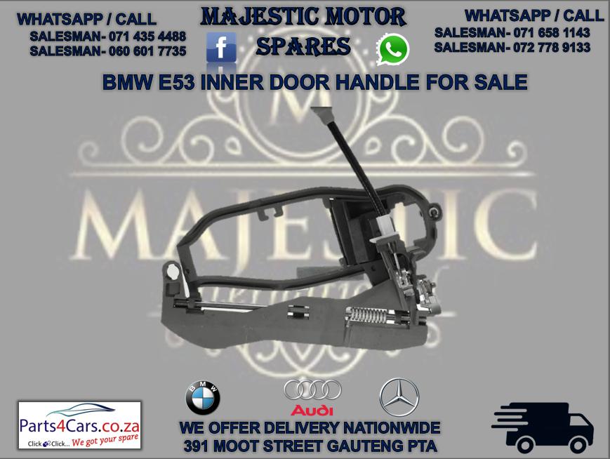 BMW E53 inner door handles for sale