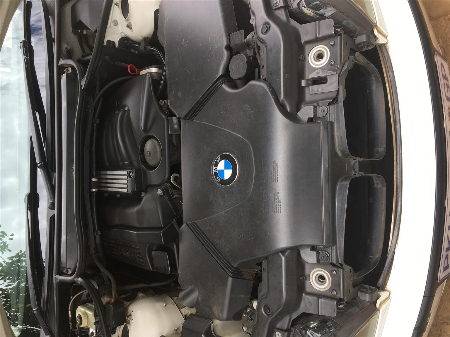 2002 BMW 3 Series sedan 320i AT (G20)