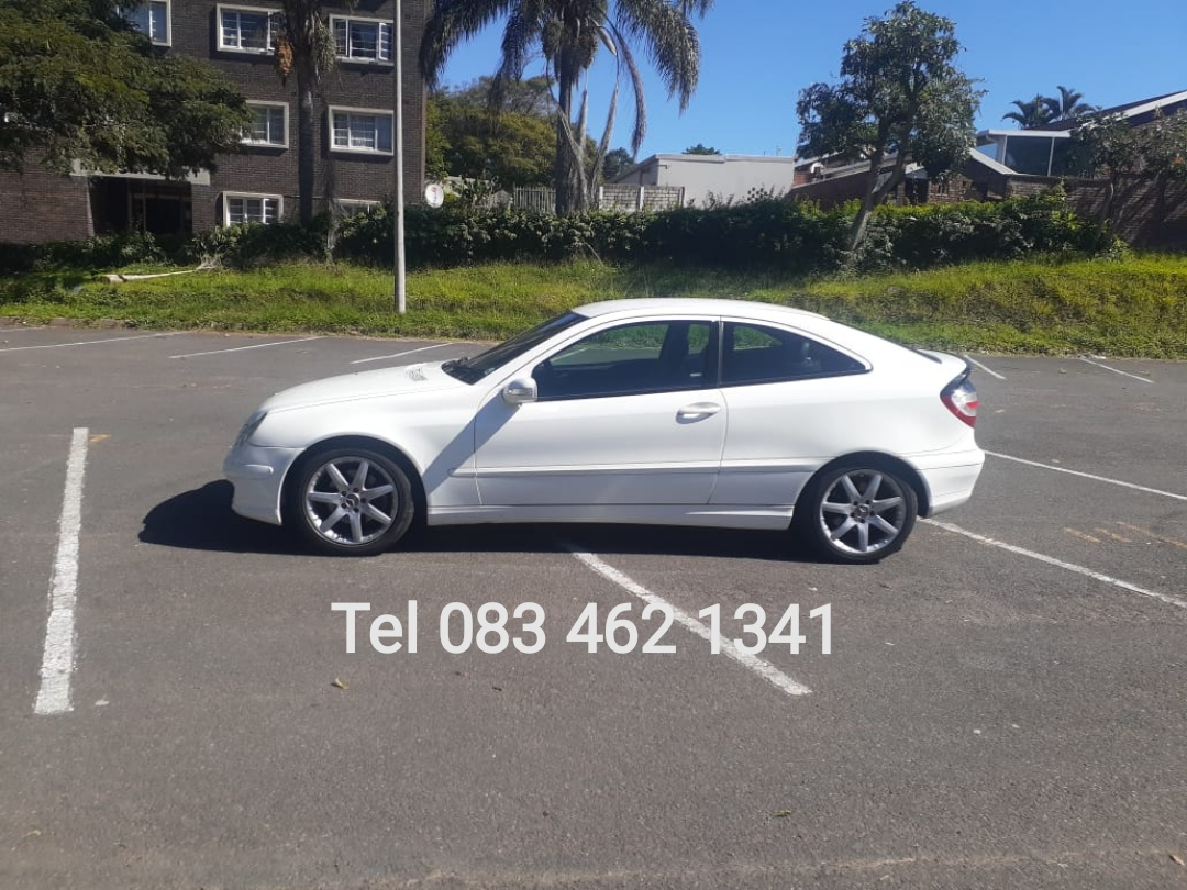 2005 Mercedes Benz C-Class coupe C200 AMG COUPE A/T