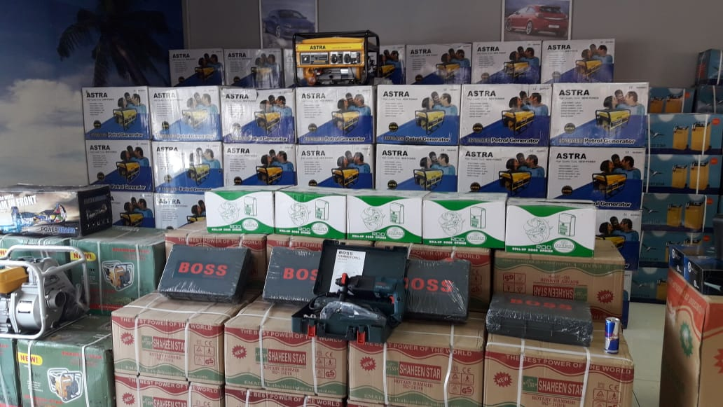 Various Power tools on auction