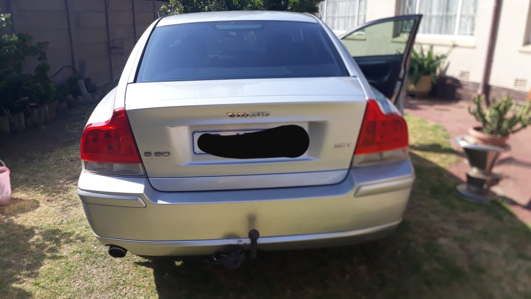 2008 Volvo S60 2.0T automatic
