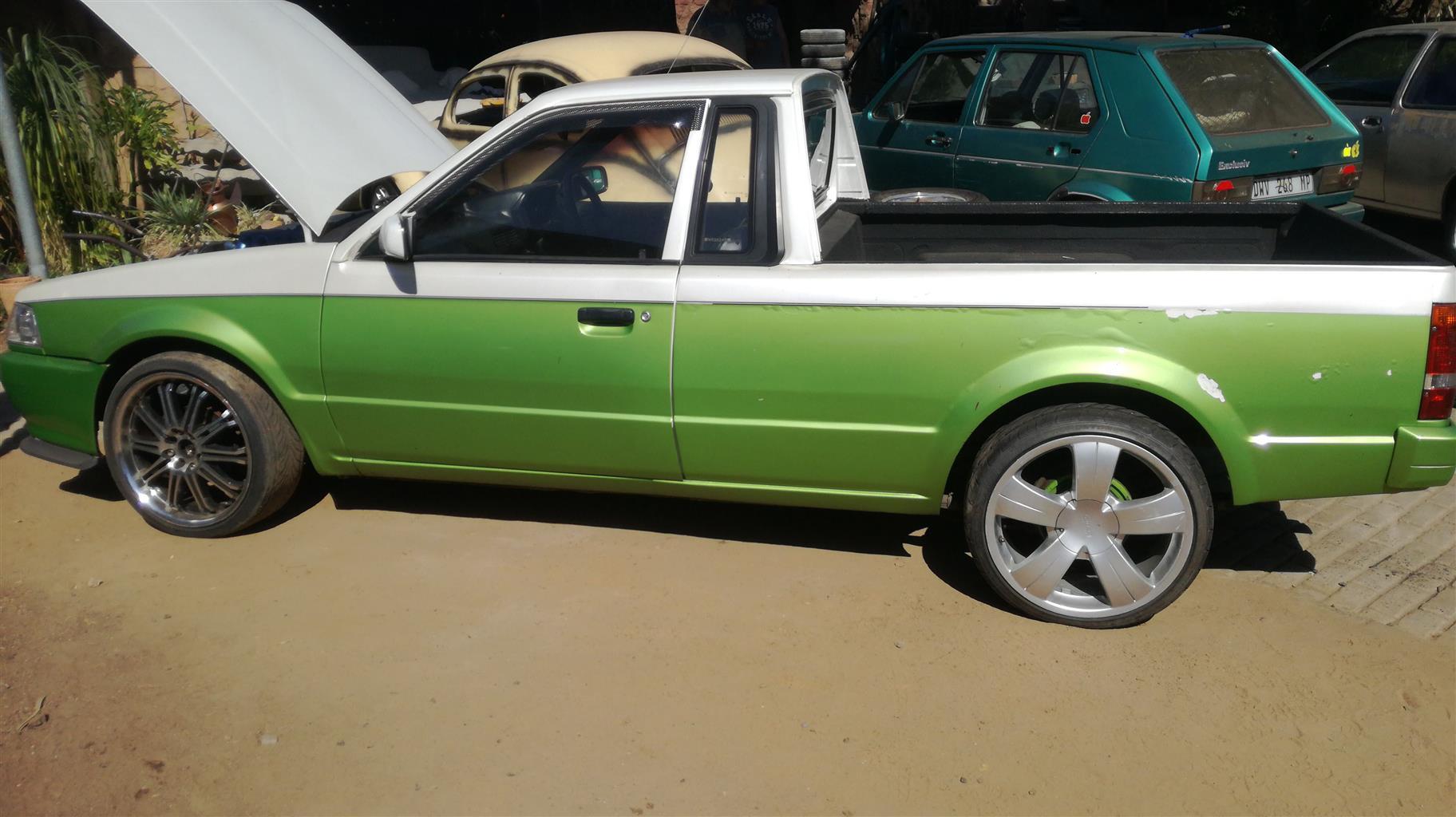 2000 mazda rustler Lexus 1uz non vvti, auto