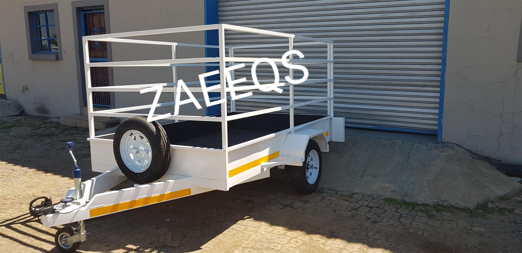 Brand New +Fully Equipped Food Trailers!