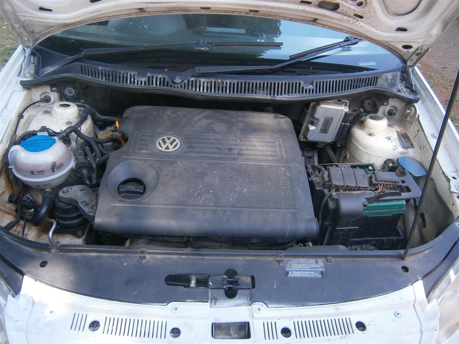 2006 VW Polo 1.4 Comfortline