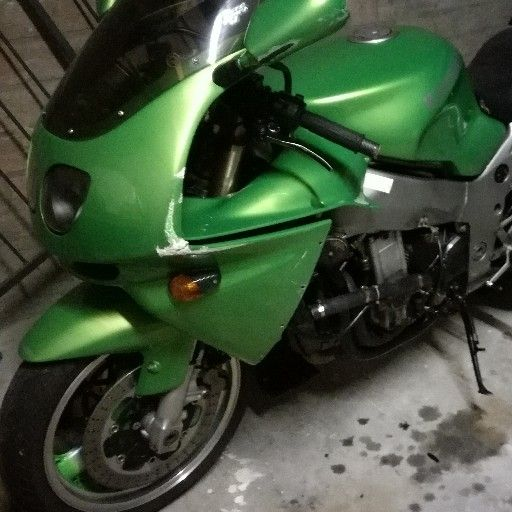 1994 Kawasaki ZX