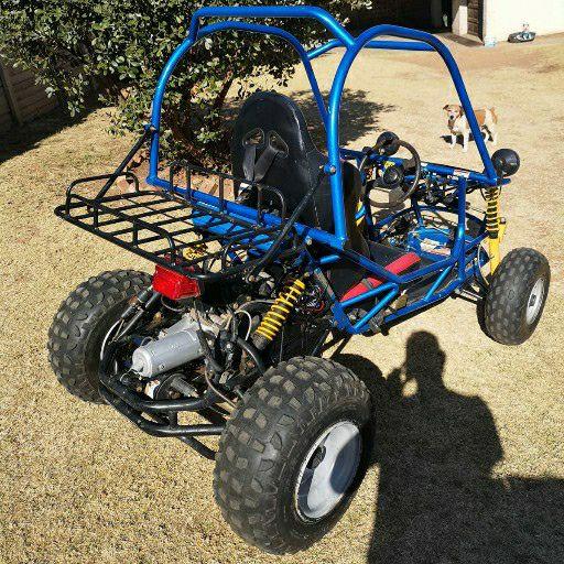 Pipe car 150cc