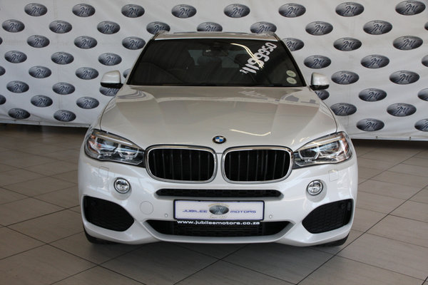 2018 BMW X5 xDrive25d M Sport