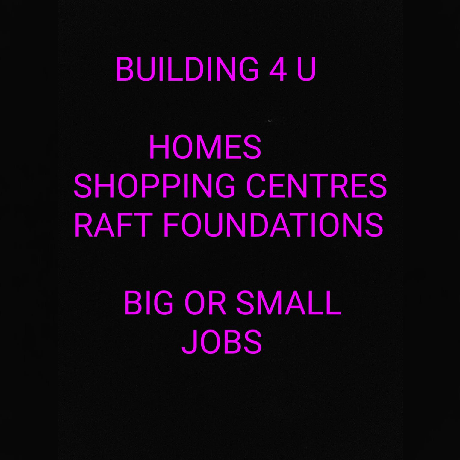 Building 4 U