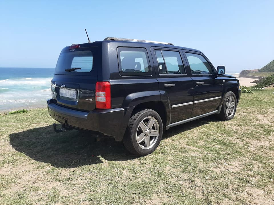 2009 Jeep Patriot 2.0L CRD Limited
