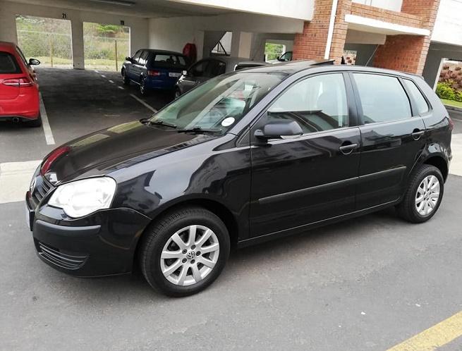 2008 VW Polo 1.4 Trendline