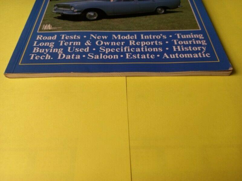 Ford Zephyr - Zodiac Executive Mk.111 & 1V - 1962-1971 - RM Clarke.