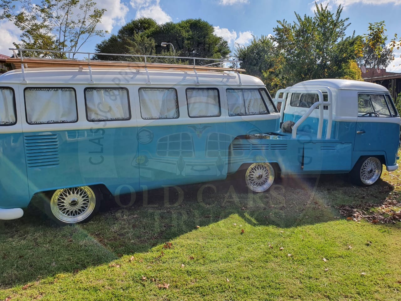One of a kind VW Camper trailer - **REDUCED PRICE**