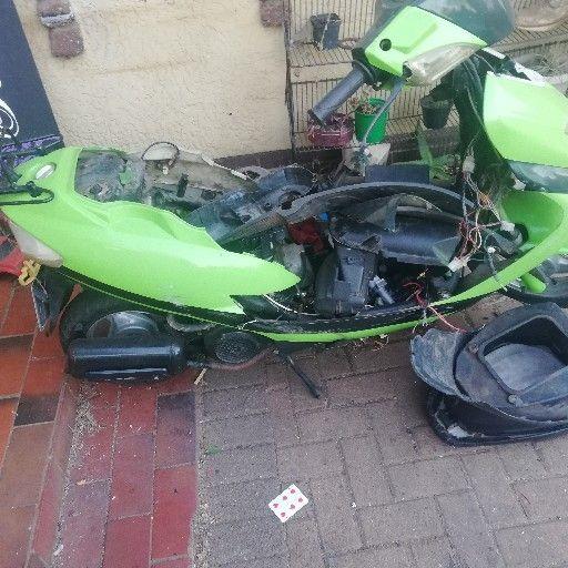 big boy swift 150cc complete