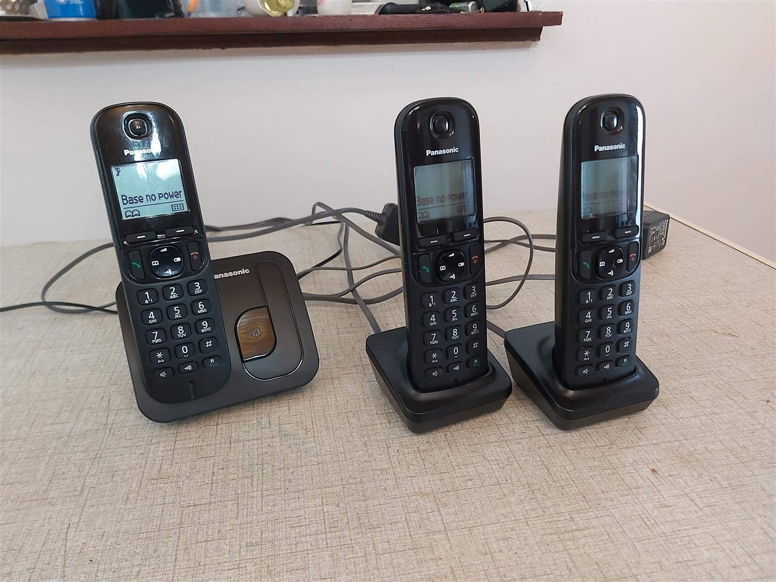 Cordless telephone system