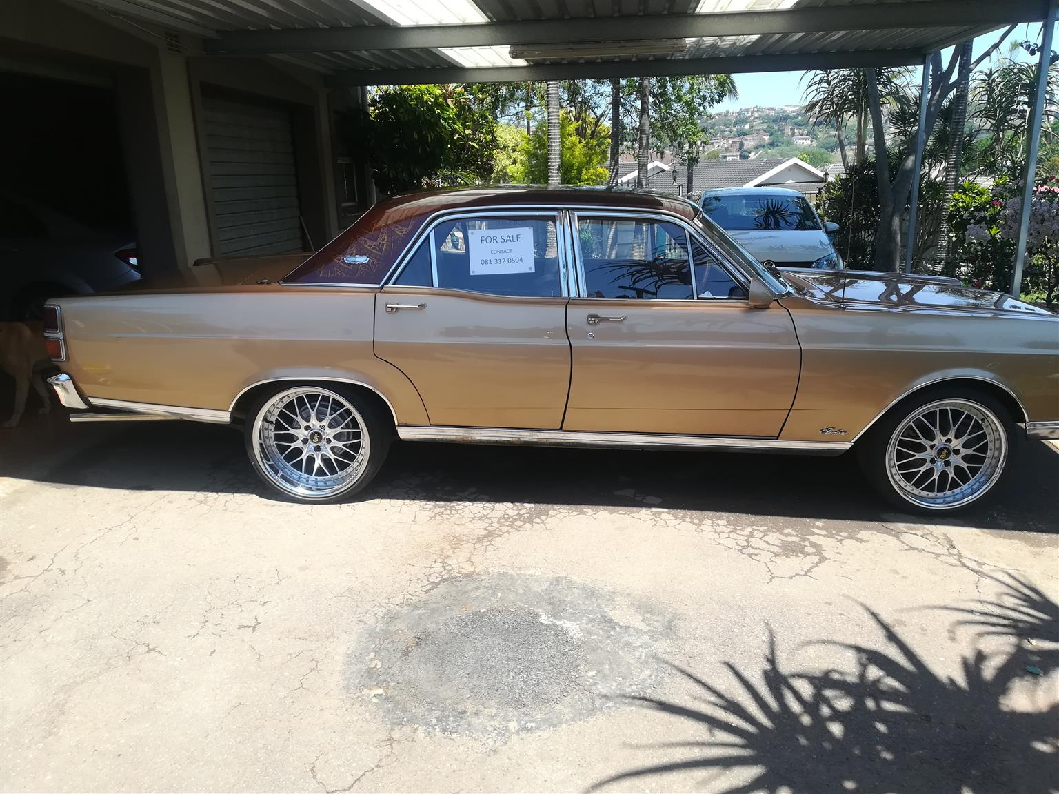 1971 Classic Cars Ford