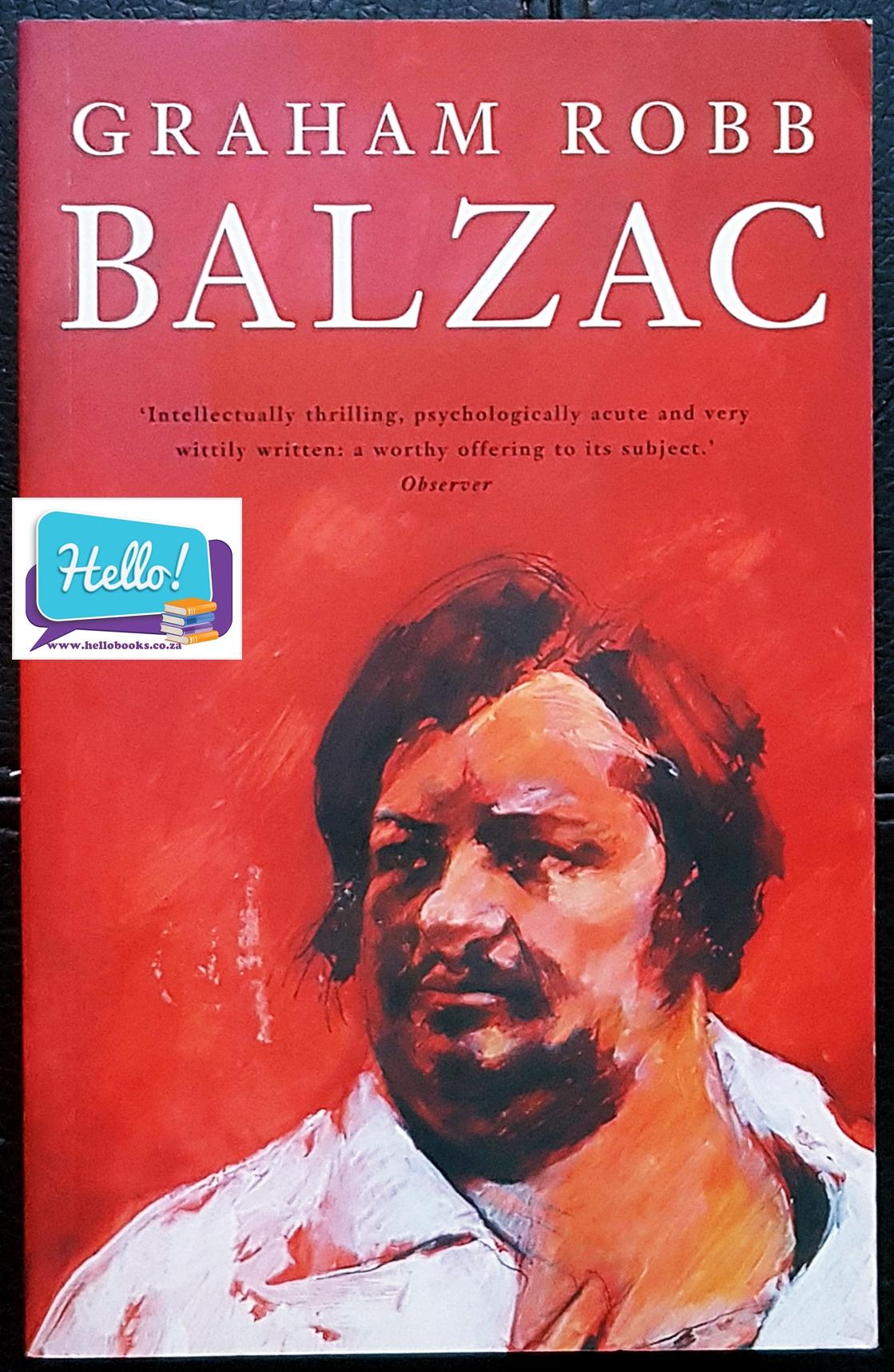 Graham Robb Balzac