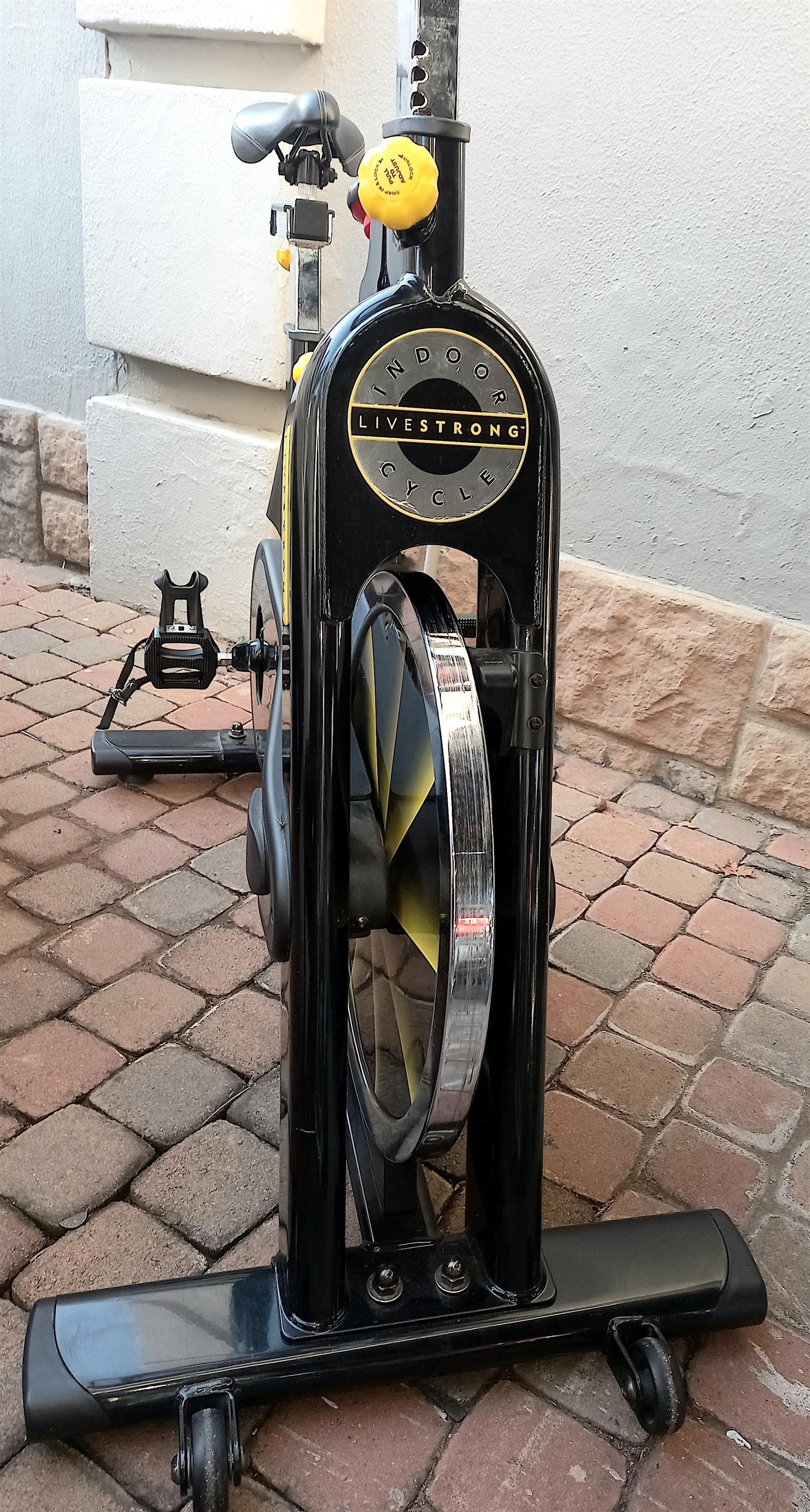 Livestrong Indoor Spin Bike