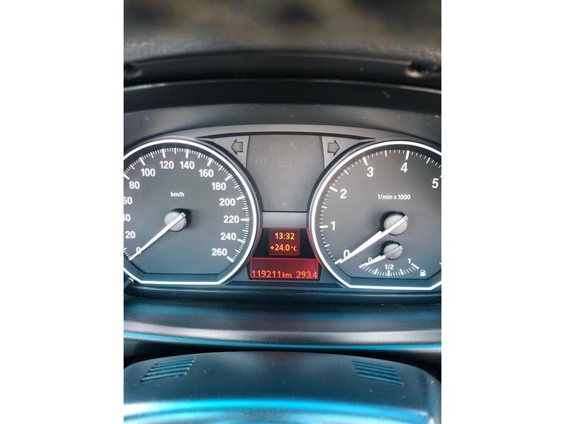 2009 BMW 1 Series 125i convertible