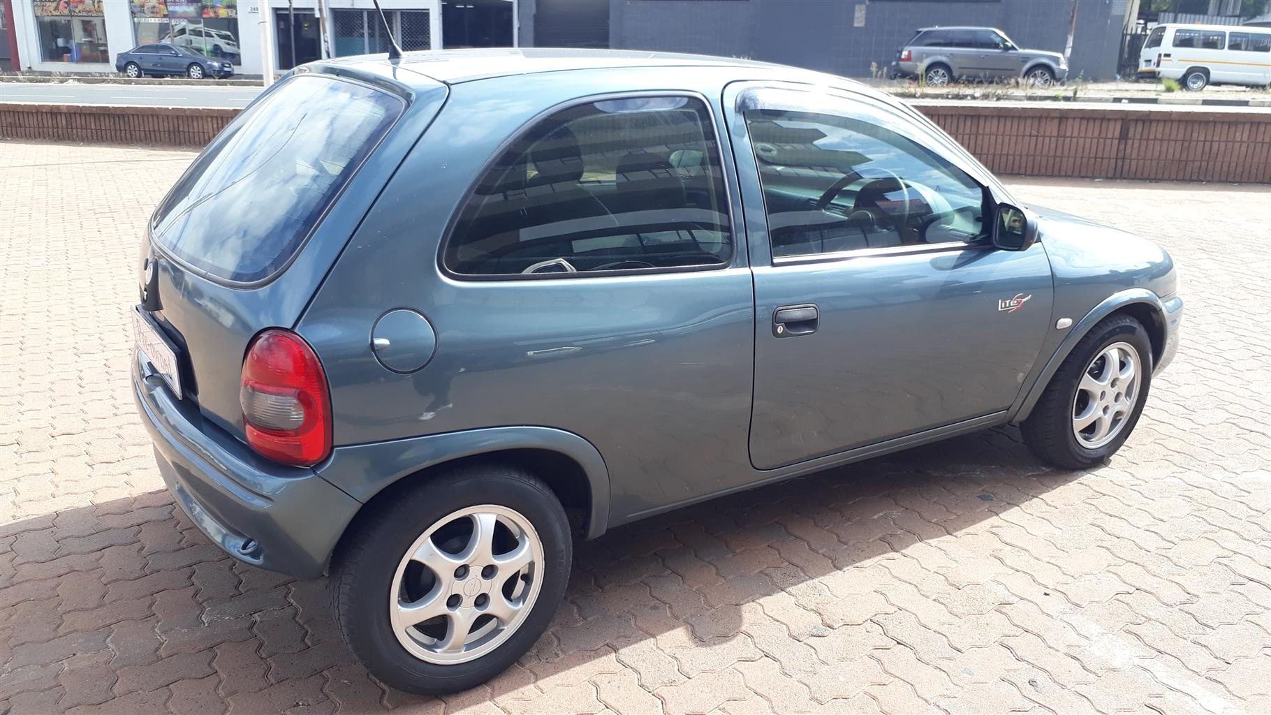 2006 Opel Corsa Lite 1.4i Sport