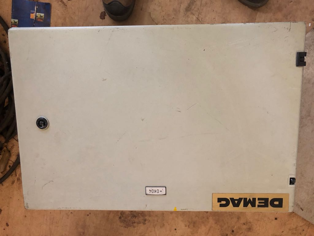 Steel Enclosures (Used) for sale