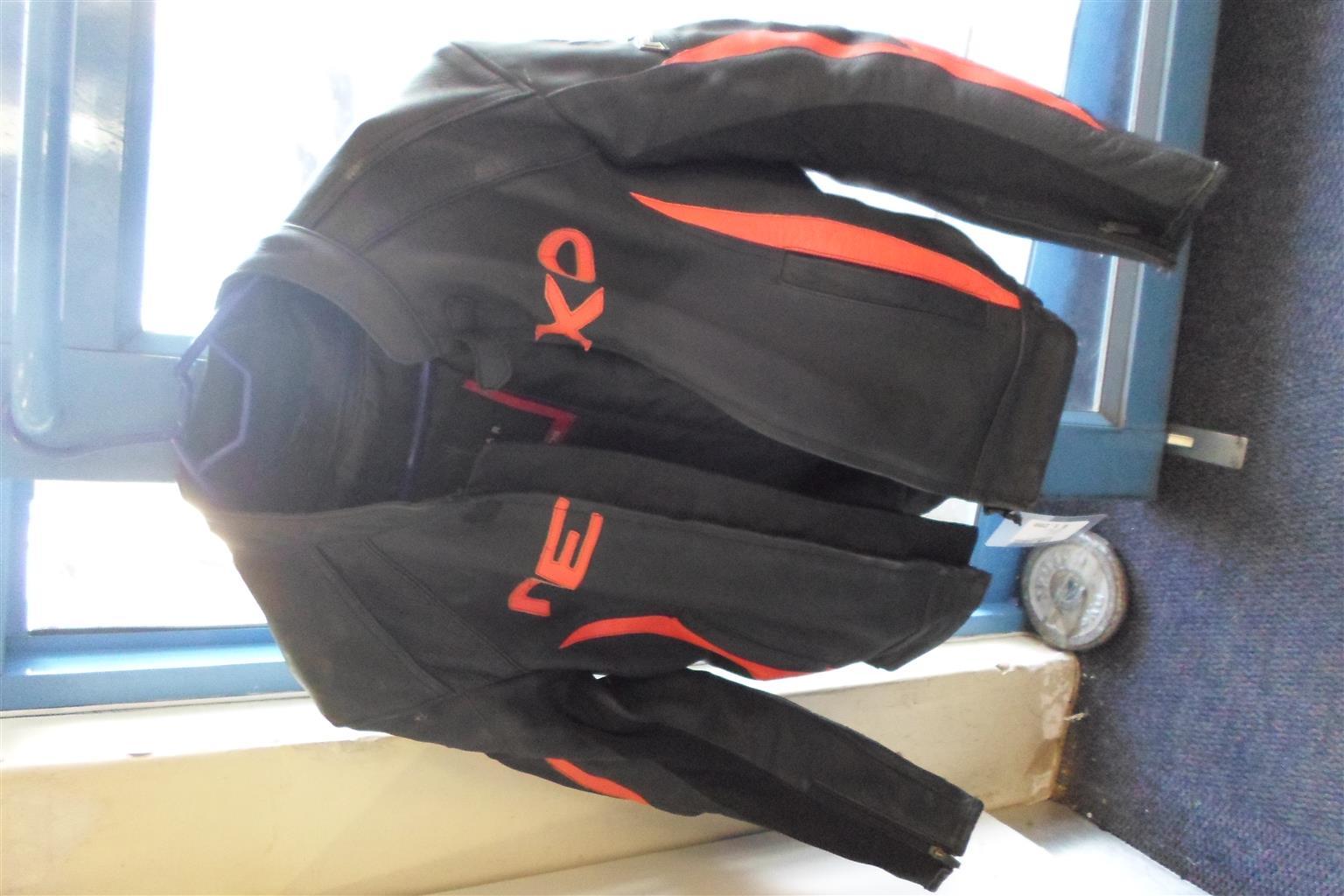 Large Nexo Sports Motorcycle Jacket