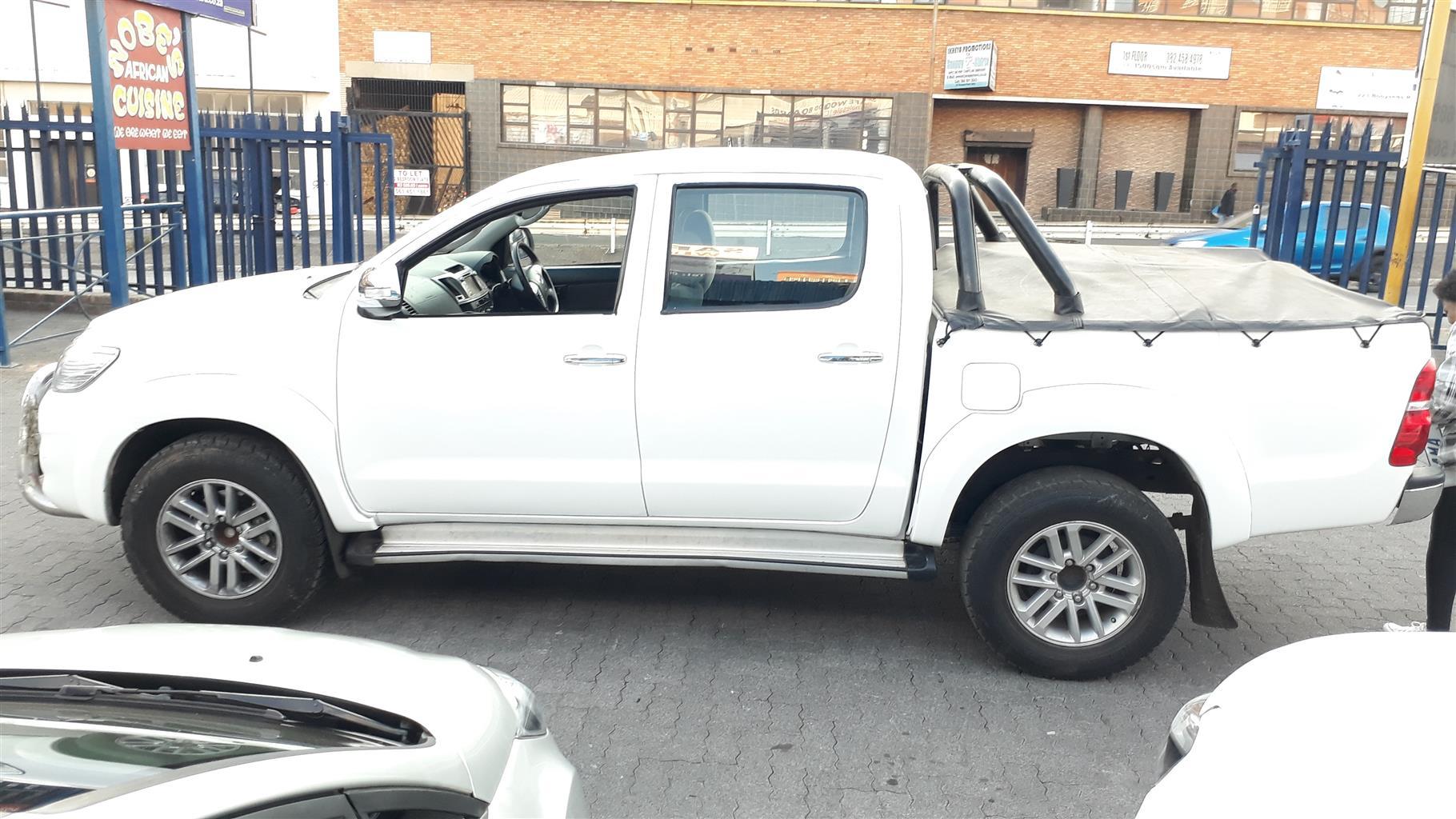 Kelebihan Kekurangan Toyota Hilux 2012 Tangguh
