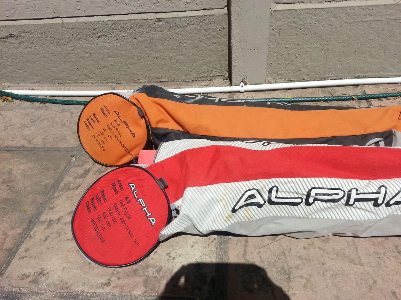 Pro windsurfing Equipment