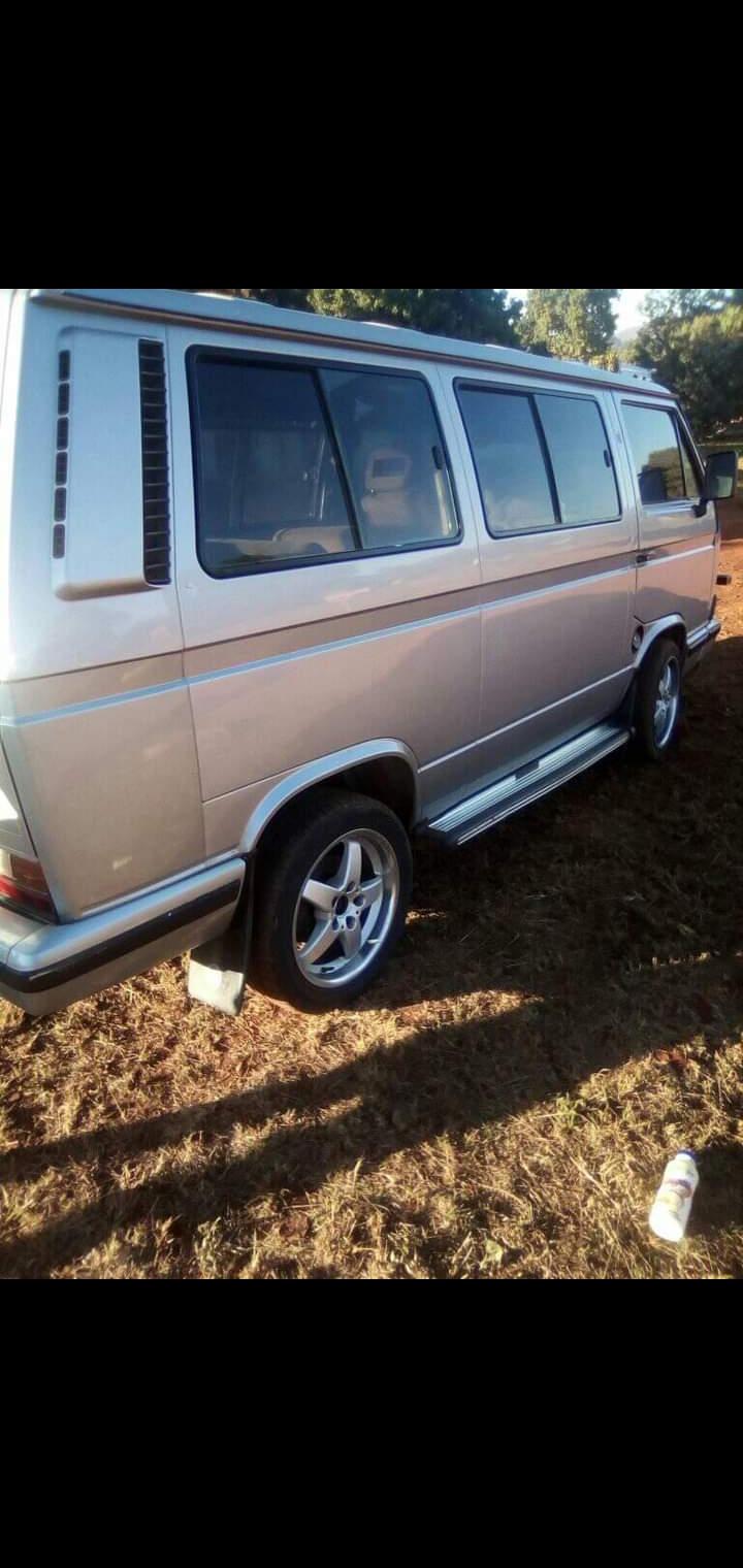 1995 VW Microbus