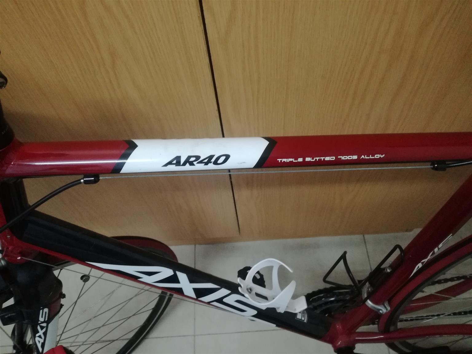 21 speed road bike