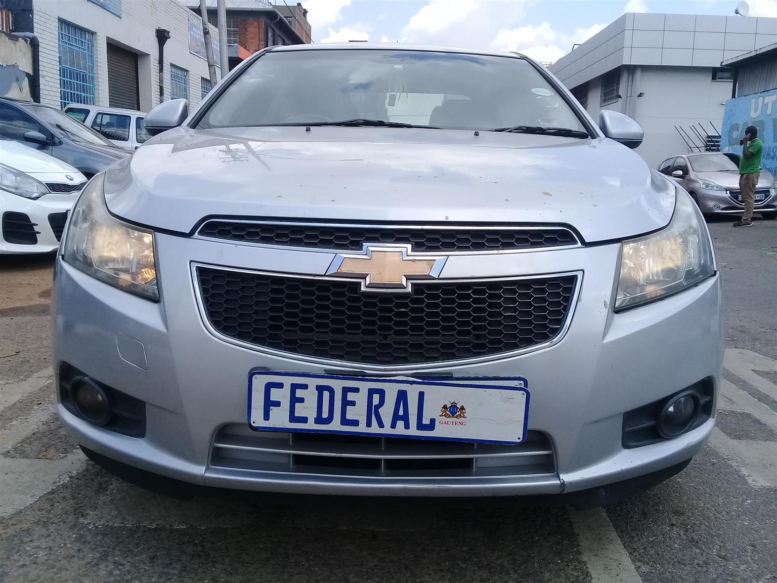 2010 Chevrolet Cruze 1.8 LT