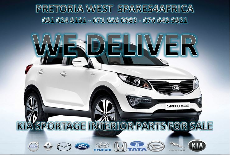 KIA SPORTAGE INTERIOR PARTS FOR SALE