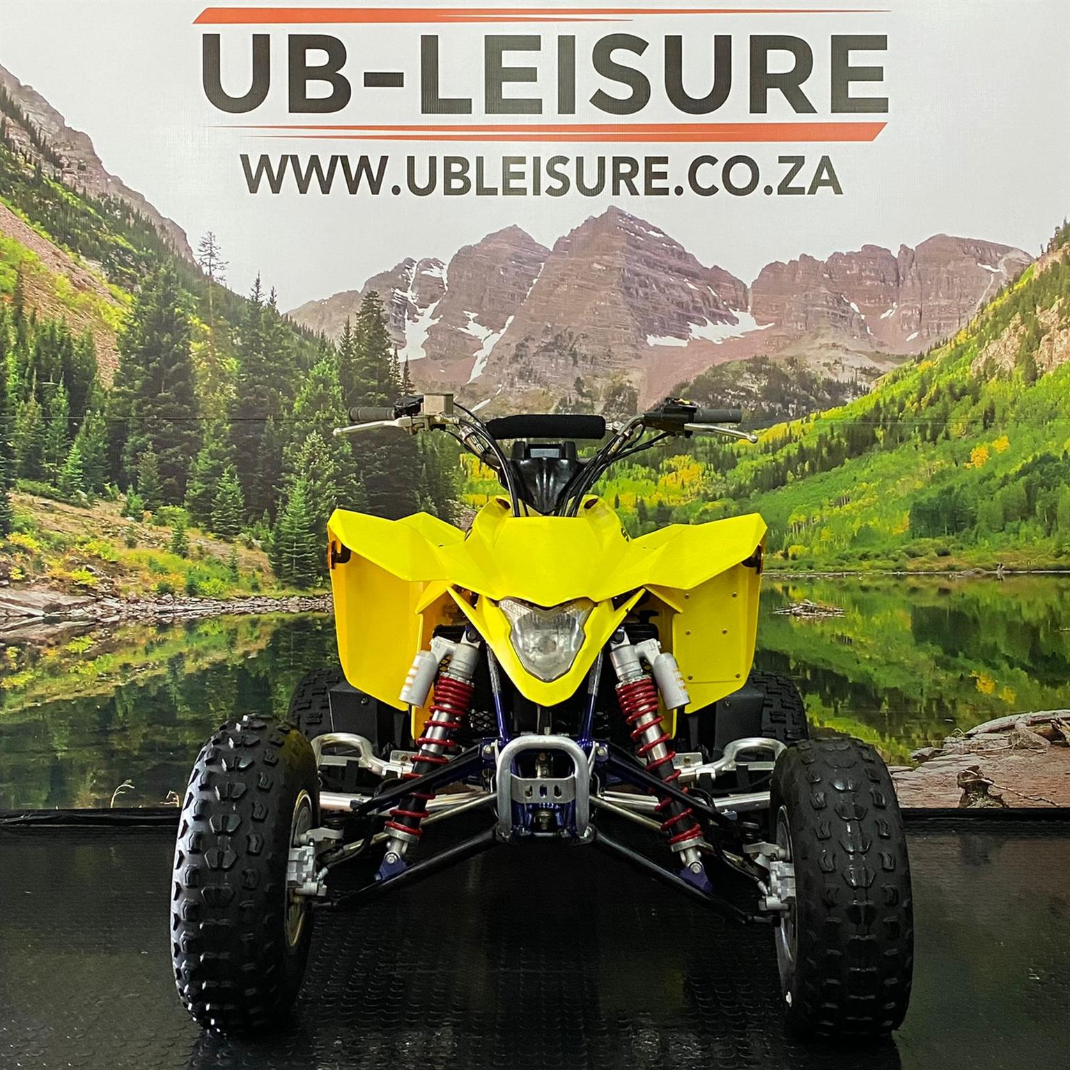 2009 SUZUKI LTZ 400 | UB LEISURE