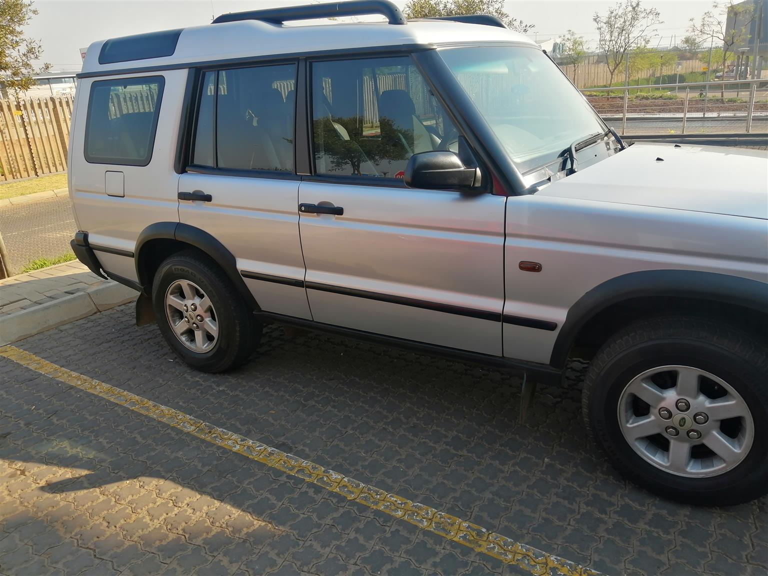 Discovery 2 face-lift for sale