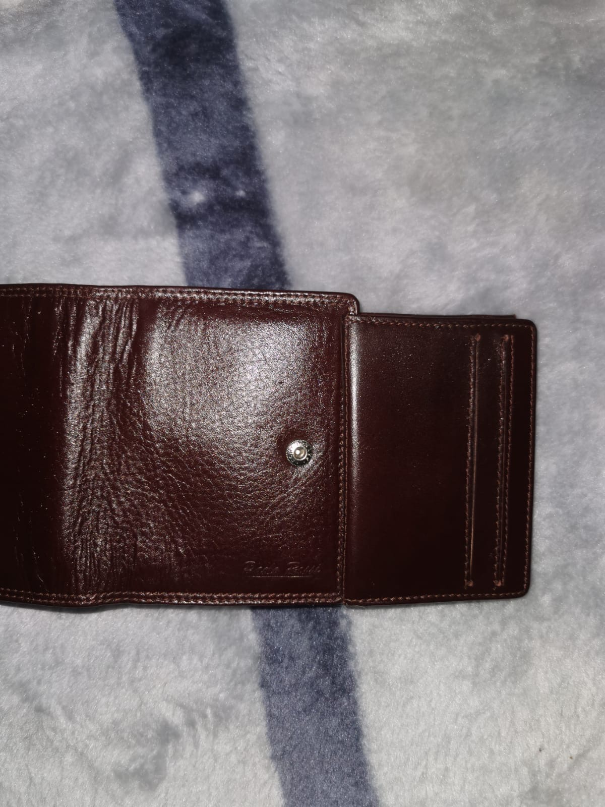 Paolo Rossi Italy Leather Wallet