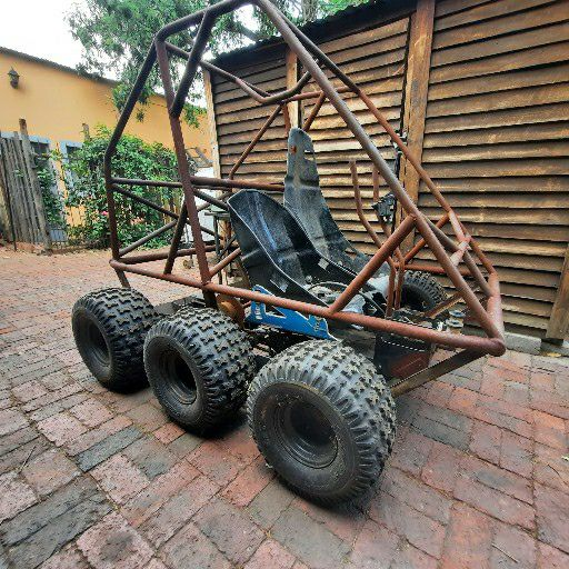 6x6 Buggy project