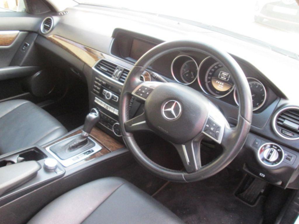 2012 Mercedes Benz C Class C200 Avantgarde auto