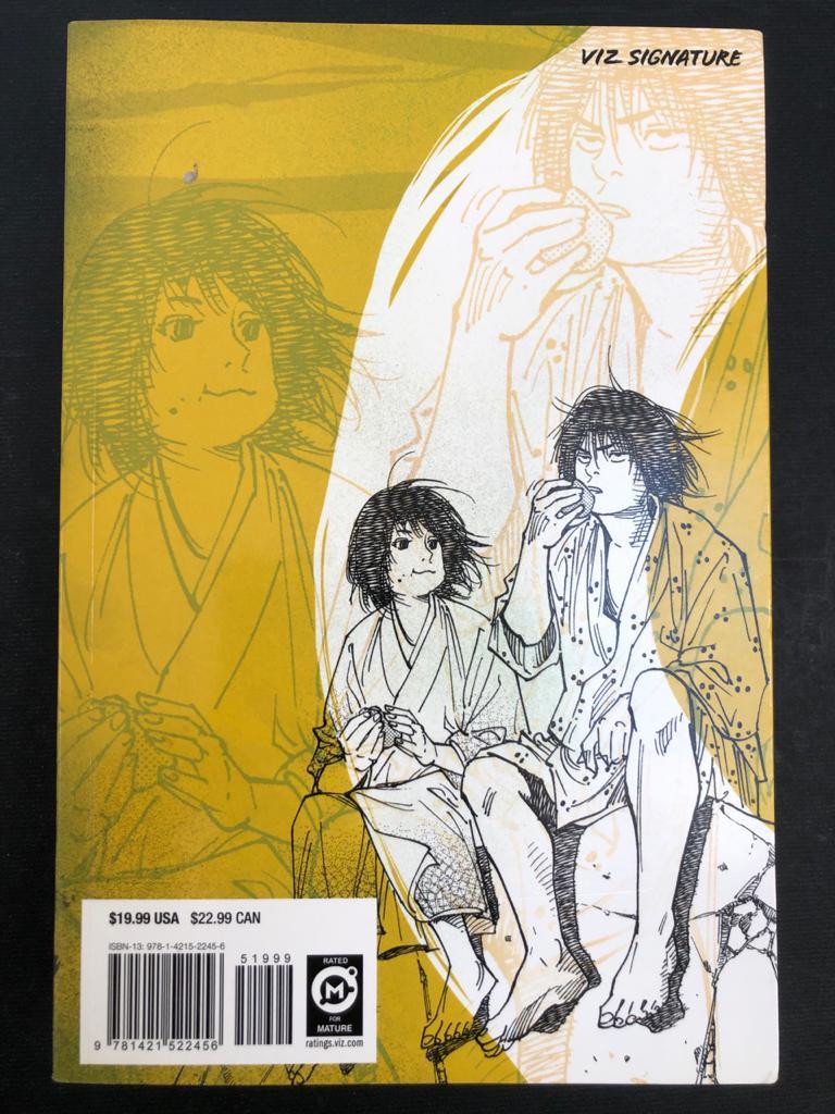 Vagabond, Vol. 1 to 3 in Paperback – Illustrated, by Takehiko Inoue - price per book