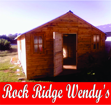 ROCK RIDGE WENDYS AND DOG HOUSES